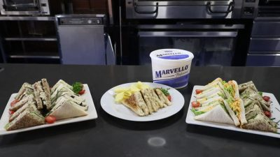 Marvello Spreadable: Ready to spread!
